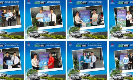 74 thí sinh tranh tài tại Vòng Bán kết Khu vực Thử thách Eco Drive Challenge 2020